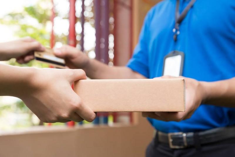Skicka paket till usa
