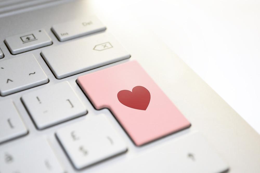 Att hitta kärleken på Internet