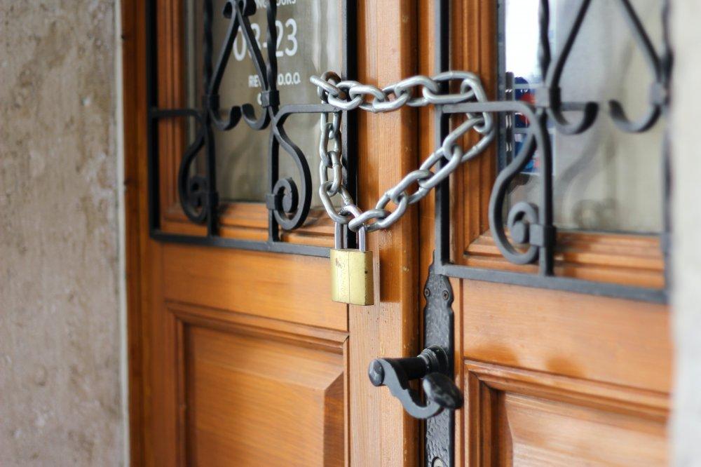 När det oväntade händer, kan du då nå din låssmed?